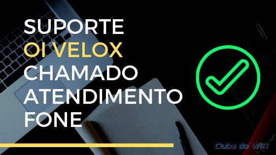 Suporte Oi Velox