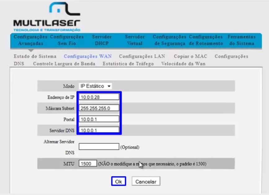 Como Configurar um Roteador Multilaser Passo a Passo