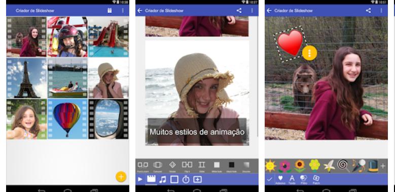 7 Aplicativos para Fazer Vídeo com Fotos