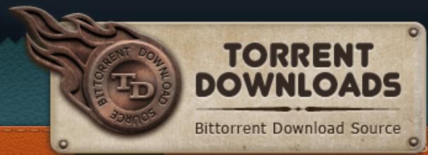logomarca do site torrent downloads