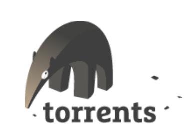 logo do site Torrents Me, alternativa ao piratebay torrent