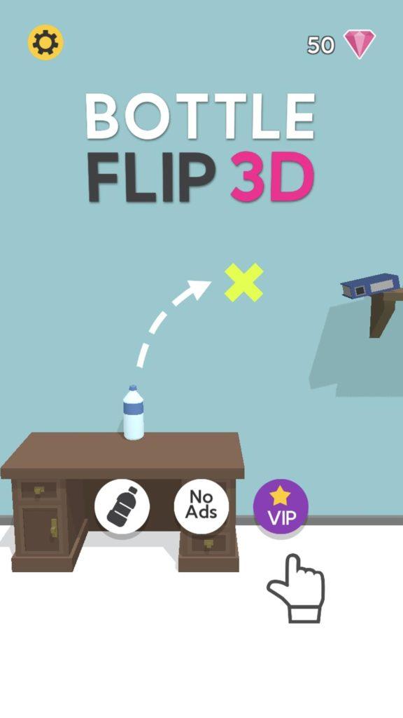 Bottle Flip 3D Atualizado 2021 - Download para Android