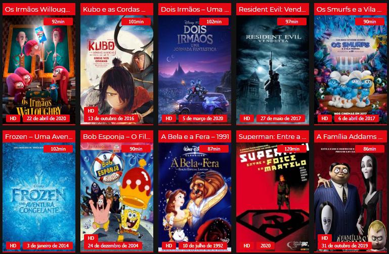 assista filmes e séries com esse app