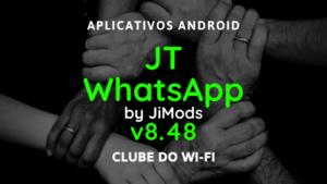 baixar whatsApp jt plus atualizado 2020 v8.48 download apk