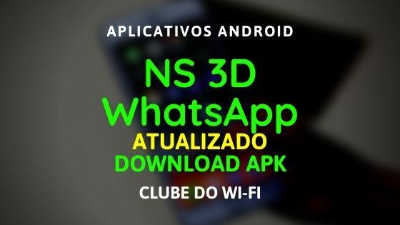 NS WhatsApp atualizado 2021 download