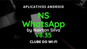 NS WhatsApp atualizado 2020 v8.35