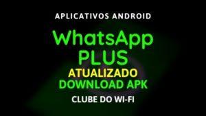 baixar whatsapp plus atualizado 2020 heymods para android