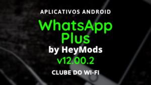 baixar whatsapp plus atualizado 2020 v12.00.2 para android