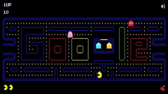 10 Jogos Conhecidos do Google Doodle