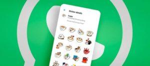 Como usar a busca de figurinhas do WhatsApp | Dicas para Android
