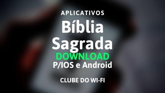 aplicativos da bíblia para ler no celular