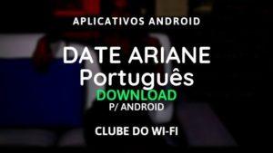 Date Ariane Portuguese Atualizado 2020