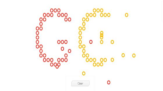 Jogos Conhecidos do Google Doodle na internet