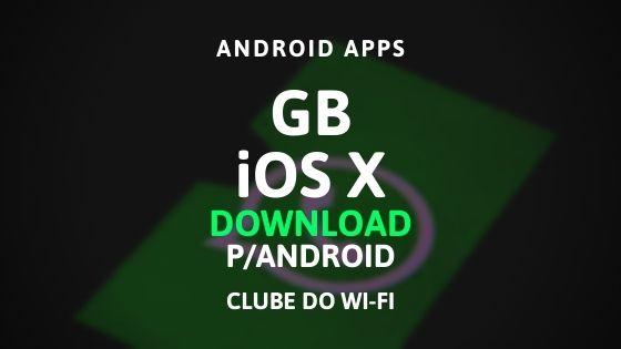 imagem de download gb ios x para android
