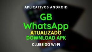 baixar whatsapp gb atualizado 2020 v12.10.2 para android