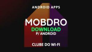 imagem do aplicativo mobdro para download