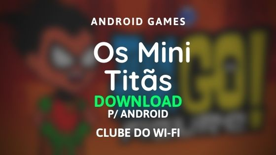 imagem do jogo os mini titãs