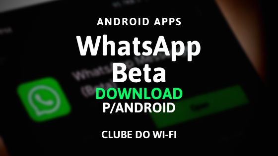 imagem do whatsapp beta para download