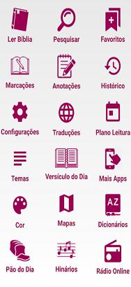 imagem mostrando a interface do aplicativo