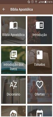 imagem do aplicativo bíblia sagrada