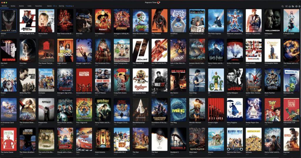 Popcorn Time APK Atualizado 2021 | Download para Android