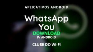 baixar yowhatsapp atualizado 2020 v12.11.4 by heymods para android