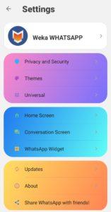 Baixar WEKA WhatsApp APK 2020 Atualizado | Download para Android