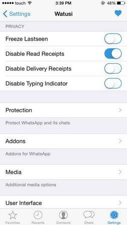 WhatsApp Watusi para iPhone iOS   Baixar para iPhone iOS (.IPA)