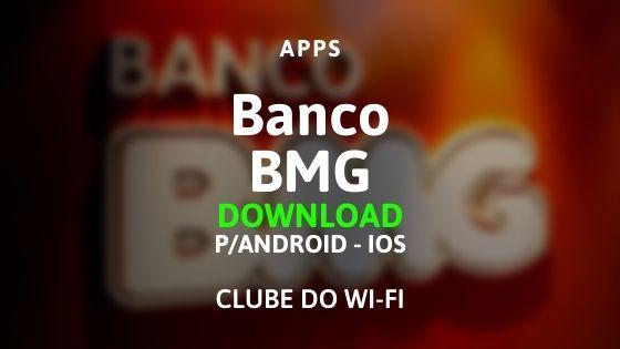 baixar o aplicativo do banco bmg atualizado