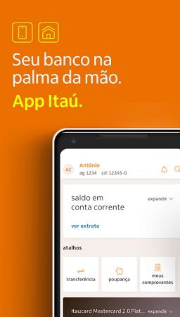 aplicativo do banco itaú baixar para android