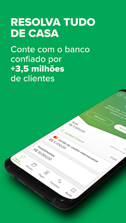 baixar o aplicativo do banco original para android e iphone ios
