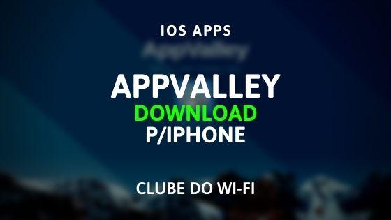 baixar appvalley para iphone
