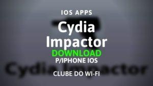 baixar cydia impactor 2020 para pc