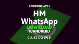 baixar hm whatsapp apk 2020 atualizado download para android