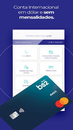 baixar o aplicativo do banco bs2 para android e iphone