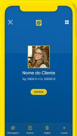 aplicativo do banco do brasil para android e iphone
