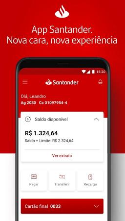baixar o aplicativo do banco santander digital atualizado para android e ios