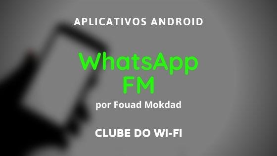 baixar fm whatsapp apk 2020 atualizado para android