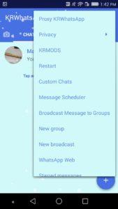 Baixar KR WhatsApp APK 2021 Atualizado | Download para Android