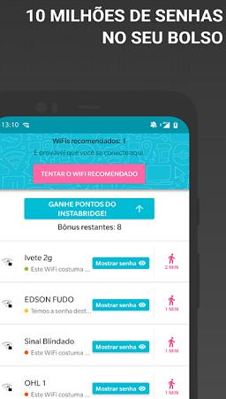melhores aplicativos para encontrar redes de wifi em seu celular
