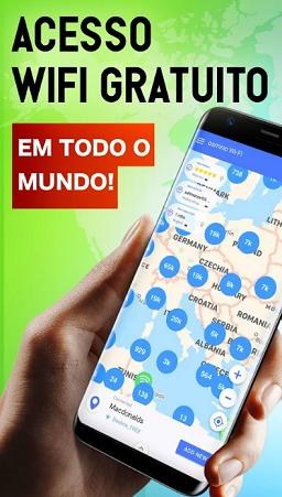 aplicativo para encontrar redes wifi grátis
