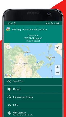 aplicativo para encontrar wifi grátis no telefone celular