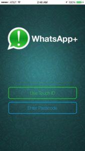 whatsapp ++ para ios 2021