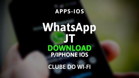 whatsapp jt para iphone ios