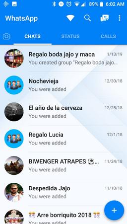 baixar whatsapp mix apk para android