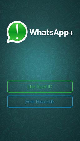 baixar whatsapp transparente para iphone