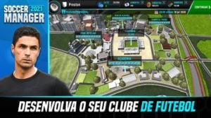 Soccer Manager 2021 - Football Management Game para Android