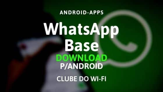 whatsapp base apk atualizado 2020