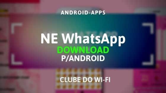 baixar ne whatsapp apk atualizado 2020