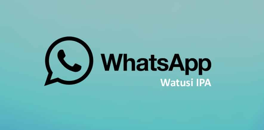 baixar whatsapp watusi iphone ios 2021